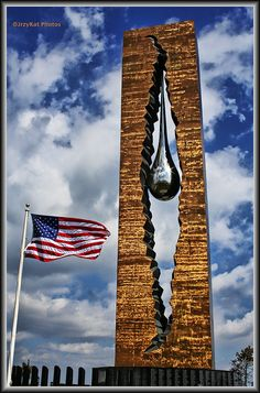 russian tear drop memorial to 9-11 | Remembering 9/11 - Image no. 1 | Flickr - Photo Sharing!