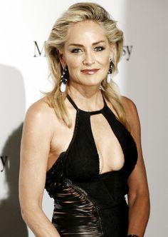 Sharon Stone, age 55, still looks HOT! She uses Sunrider