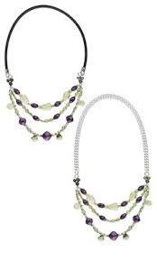 diy bead necklace ideas - Google Search