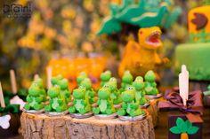 Encontrando Ideias: Festa Dinossauro!!