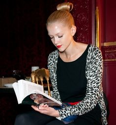 What Models Read