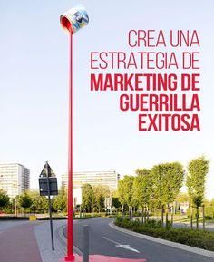 Ideas y tips para crear una estrategia de marketing de guerrilla creativa | Bauhaus Media Production