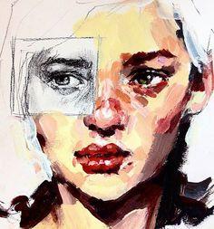 JESS SROGA: REFLECTIVE JOURNAL: Artist focus: Elly Smallwood