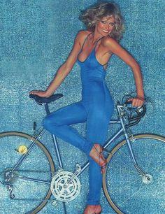 Farrah, 1970's cheesiness at its best