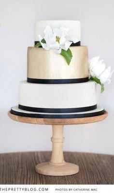 Art & Valery's Glitzy Summer Wedding | Real weddings | The Pretty Blog