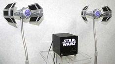 Star Wars home stereo speakers!