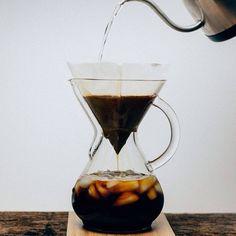 Brewed Iced Coffee.