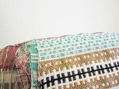 Greta Serra - Weaving Sample #01