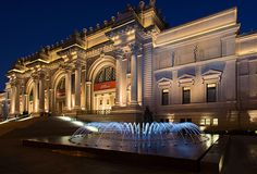The Met and other museums in  NYC battle to be the best.