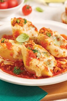Sauce Marinara, Pasta, Sausage, Turkey, Food And Drink, Meat, Chicken, Recipes, Discovery
