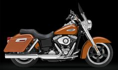 2014 Harley-Davidson® Dyna® Switchback™ Motorcycles Photos & Videos