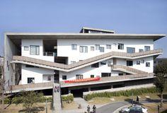 campus hangzhou by wang shu