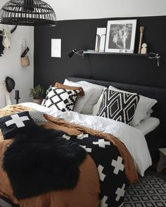 Home Interior Wall .Home Interior Wall Black Bedroom Furniture, Home Decor Bedroom, Furniture Legs, Barbie Furniture, Garden Furniture, Furniture Design, Bedroom Ideas, Bedroom Inspo, Furniture Buyers