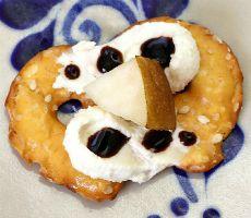 Not your average pretzel! Check out Pretzel Crisp at the Bohemian Bash -- this light pretzel's gonna be a hit. :D