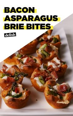Bacon Asparagus Brie Bites Are The Perfect Easter AppDelish