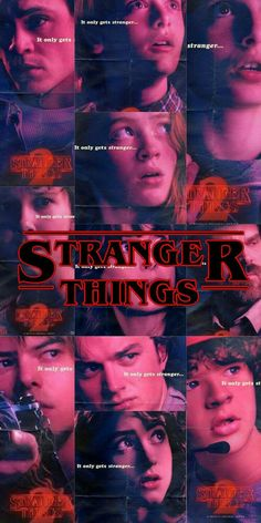 Lockscreen Stranger Things – Best of Wallpapers for Andriod and ios Stranger Things Netflix, Stranger Things Tumblr, Watch Stranger Things, Stranger Things Aesthetic, Stranger Things Season 3, Comic Kunst, Comic Art, Starnger Things, Stranger Danger