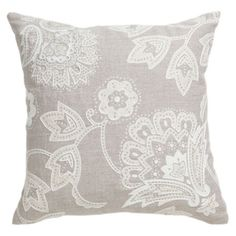 I pinned this Masion De Luxe Pillow from the Villa Home event at Joss and Main!