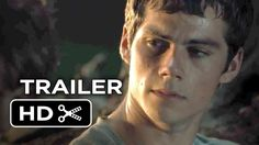 The Maze Runner Official Trailer #2 (2014) Dylan O'Brien Dystopian Movie HD - YouTube