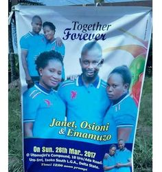 LOL! Man Getting Married to 2 Ladies at Once in Delta State