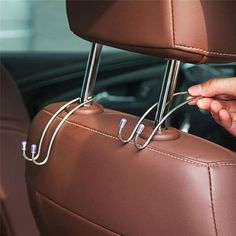 Convenient organizing solution for your car Perfect for placing your shopping bags, clothes, handbags, umbrella and more. Shop today at Gadget My Car! Ford Gt, Audi Tt, Used Cars Movie, Peugeot, Car Seat Headrest, Toyota, Volkswagen, Car Gadgets, Technology Gadgets
