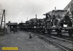 Botondok bevagonírozva. Defence Force, Military Diorama, Panzer, Locomotive, Military Vehicles, Wwii, German, Army, Street View