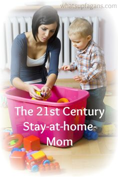 What should 21st Century Stay at Home Moms really being doing all day? Are we too involved?