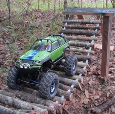 Built to Rock: A Custom Small-Scale R/C Crawler Course! [Pics]