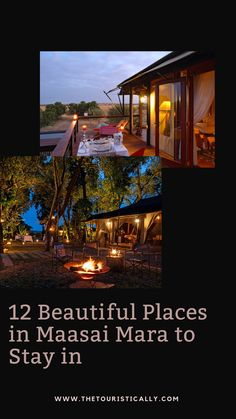 Places to stay when on safari in Maasai Mara Magical Vacations Travel, Best Places To Travel, Travel Destinations, Weekend Trips, Vacation Trips, Travel Around The World, Around The Worlds, Luxury Camping, Travel Themes