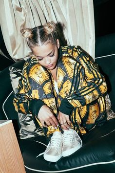 Browse the latest inspiration images from the people you follow. Hype your favorite posts. Rita Ora www.STATEOFCHIC.com