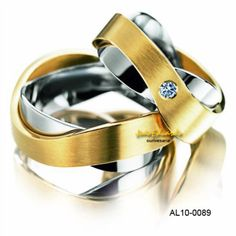 aliancas de casamento em ouro modelo exotico