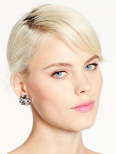 space age floral studs - kate spade new york