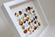 Personalized gift Frame: Custom  Color Photo, via Etsy: CeladonHome