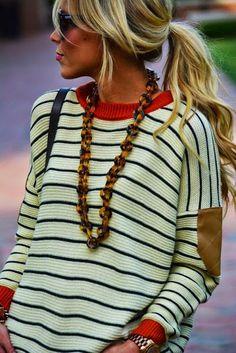BeyazBegonvil I Kendin Yap I Alışveriş IHobi I Dekorasyon I Kozmetik I Moda blogu: 2015 Moda Trendi I Kışın Örgü Kazaklar İle Isınalım