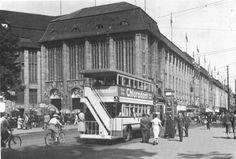 Berlin, Kaufhaus Wertheim am Leipziger Platz, 1932