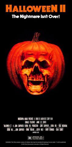 Halloween II Insert Poster