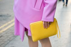 3 Ways to Wear Bright Accessories from Wantering.