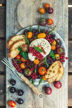 Ve detrás de escenas al mundo de los estilistas de comida.