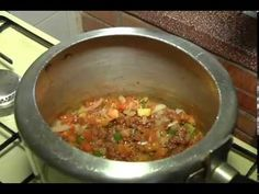 Arroz com Linguiça na Panela de Pressão - YouTube