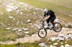 Mountain Biking in Le Massif du Dévoluy, France