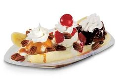 Ice cream sundaes just got better with Culver's frozen custard- creamy custard with your choice of candy toppings or get one of our all time favorites! The Banana Splits, Breakfast Options, Breakfast Recipes, Cake Pops, Frozen Custard, Diet Inspiration, Best Candy, Menu Items, Waffles