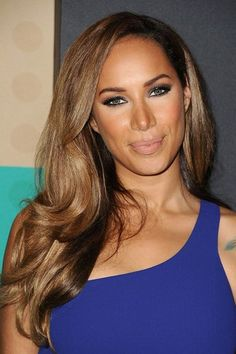 Leona Lewis With Images Human Hair Hair Color