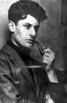 Netherlands, A portrait of Van Liewr, a member of the headquarters of the underground organization CS-VI. He did not survive