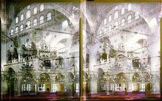 Ola Kolehmainen - Kilic Ali Pasa 1560 I C-print, diptych, one framed work ed Nordic Art, Exhibition Space, Art Fair, Contemporary Art, Art Gallery, Scene, Artwork, Artist, Ali