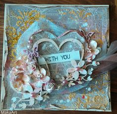 Card *With you...*