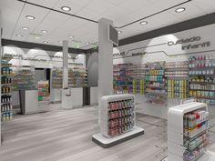 Modernización de una antigua farmacia en Madrid - TecnyFarma