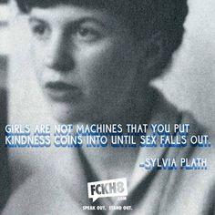 Sylvia Plath tho