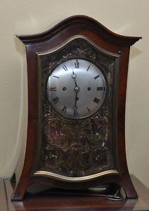 Great English Vintage Mantel Clock