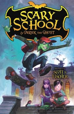 Scary School - Book 1