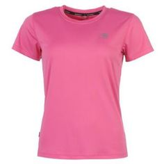 For Mum? Karrimor Run Short Sleeve T Shirt Ladies - SportsDirect.com - £5.99