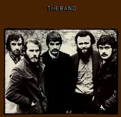 The BAND, - THE BAND